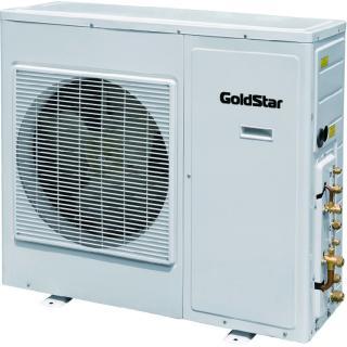 Кондиционер GoldStar Внешний блок мульти сплит системы FreeStyle Внешний блок Инверторный GSWH24-DK1EO