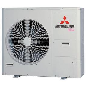 Кондиционер Mitsubishi Heavy Industries Внешний блок мультизональной VRF системы Mini-VRF Micro-KX6 Внешний блок Инверторный FDC112KXEN6