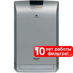 Климатический комплекс Panasonic Увлажнитель-Очиститель с HEPA фильтром F-VXD50R F-VXD50R-S