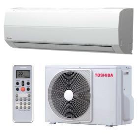 Кондиционер Toshiba Сплит Система SKHP Настенный ON/OFF RAS-10SKHP-ES RAS-10S2AH-ES