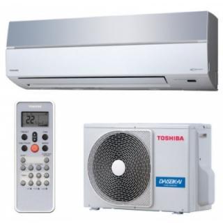 Кондиционер Toshiba Сплит Система SKVR Настенный Инверторный RAS-10SKVR-E2 RAS-10SAVR-E2