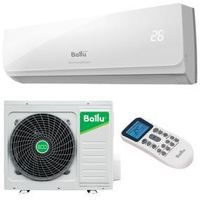 Кондиционер Ballu Сплит Система Eco Pro DC-Inverter Настенный Инверторный BSWI-09HN1-EP-15Y