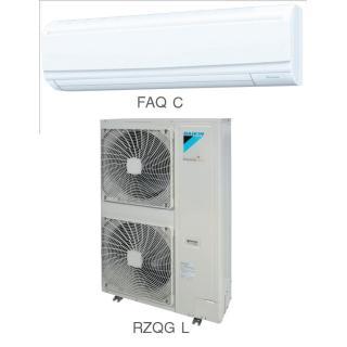 Кондиционер Daikin Сплит Система FAQ-C/RZQG-L Настенный Инверторный FAQ71C RZQG71L8V