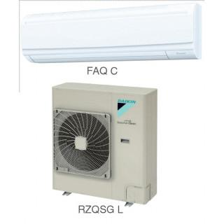 Кондиционер Daikin Сплит Система FAQ-C/RZQSG-L Настенный Инверторный FAQ100C RZQSG100L8V