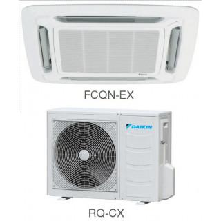 Кондиционер Daikin Сплит Система FCQN-EXV/RQ-C(D)XV/Y Кассетный ON/OFF FCQN71EXV RQ71CXV