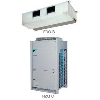 Кондиционер Daikin Сплит Система FDQ-B/RZQ-C Канальный Инверторный FDQ250B RZQ250C