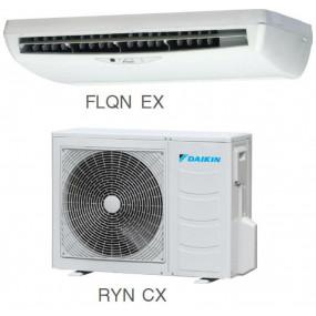 Кондиционер Daikin Сплит Система FLQN-EXV/RYN-CXV/RQ-C(D)XV/Y Потолочный ON/OFF FLQN71EXV RQ71CXV