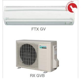 Кондиционер Daikin Сплит Система FTX-GV/RX-GV(B) Настенный Инверторный FTX71GV RX71GV