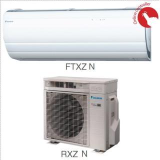 Кондиционер Daikin Сплит Система FTXZ-N/RXZ-N Настенный Инверторный FTXZ25N RXZ25N Ururu Sarara