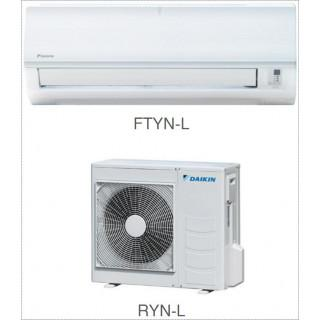 Кондиционер Daikin Сплит Система FTYN-L/RYN-L Настенный ON/OFF FTYN25L RYN25L