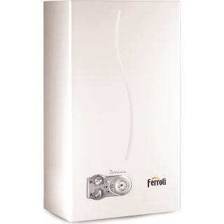 Котел отопления Ferroli Газовый Настенный Двухконтурный Атмо Domina C 24 N