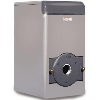 Котел отопления Ferroli Комбинированный Напольный Одноконтурный GN2 N 12