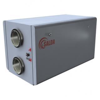 Приточная установка Salda RIRS 700 HW EKO 3.0