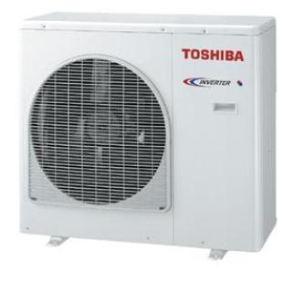 Кондиционер Toshiba Внешний блок мульти сплит системы GAV Внешний блок Инверторный RAS-4M27GAV-E