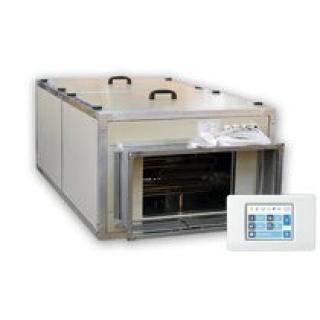 Приточная установка Breezart 3700 Lux W 22,5-380/3