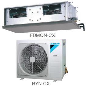 Кондиционер Daikin Сплит Система FDMQN-CX/RYN-CX/RQ-C(D)X Канальный ON/OFF FDMQN25CXV RYN25CXV