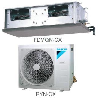 Кондиционер Daikin Сплит Система FDMQN-CX/RYN-CX/RQ-C(D)X Канальный ON/OFF FDMQN50CXV RYN50CXV