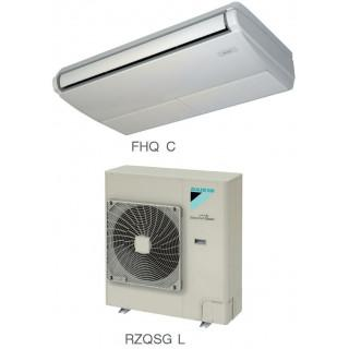 Кондиционер Daikin Сплит Система FHQ-C/RZQSG-L Потолочный Инверторный FHQ140C RZQSG140LY