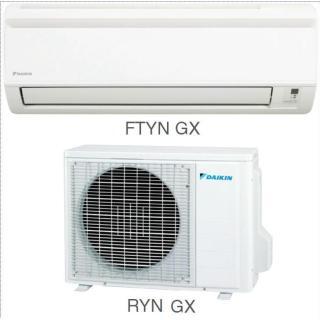 Кондиционер Daikin Сплит Система FTYN-GX/RYN-GX Настенный ON/OFF FTYN25GX RYN25GX