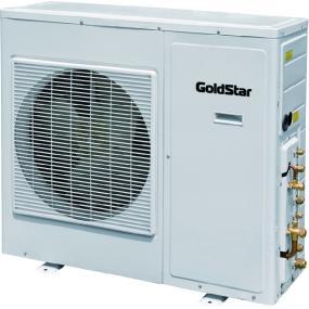 Кондиционер GoldStar Внешний блок мульти сплит системы FreeStyle Внешний блок Инверторный GSWH18-DK1DO