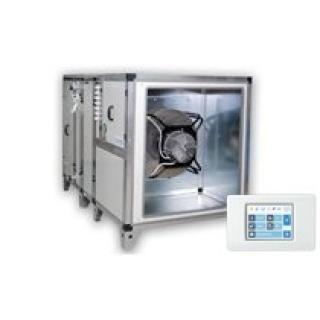 Приточная установка Breezart 25000 Aqua W/F