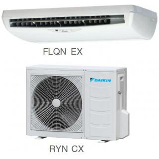 Кондиционер Daikin Сплит Система FLQN-EXV/RYN-CXV/RQ-C(D)XV/Y Потолочный ON/OFF FLQN35EXV RYN35CXV