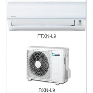 Кондиционер Daikin Сплит Система FTXN-L9/RXN-L9 Настенный Инверторный FTXN35L9 RXN35L9
