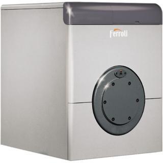 Котел отопления Ferroli Комбинированный Напольный Одноконтурный GN4 N 10